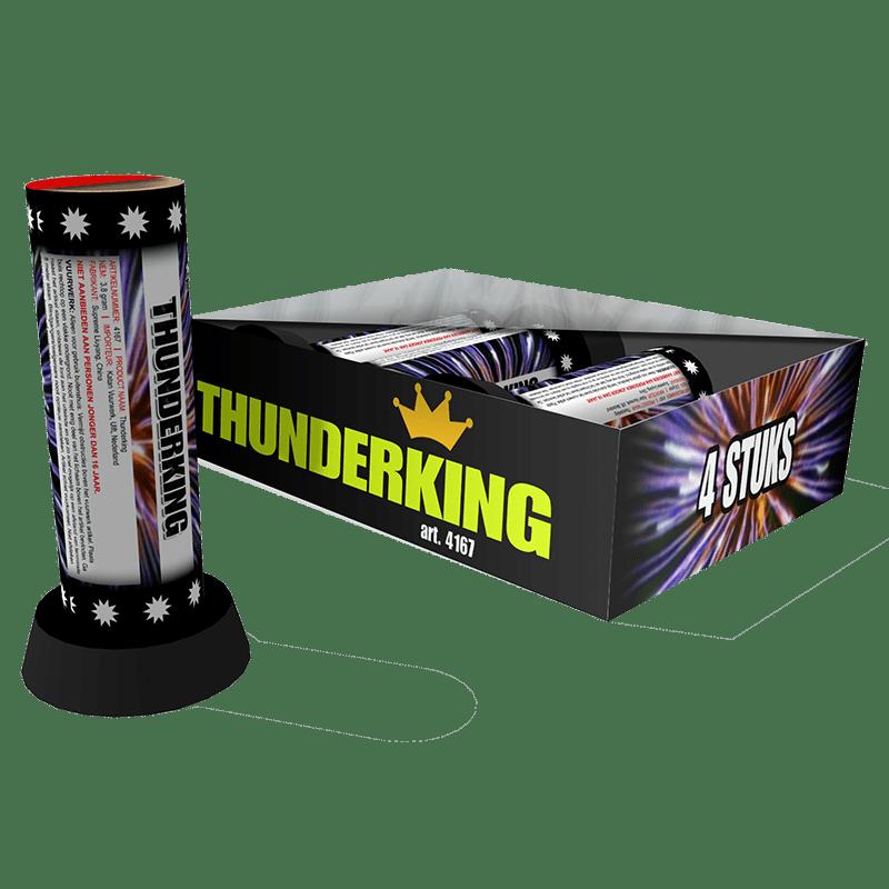 Thunderking Mega Vuurwerk