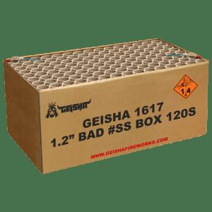 Bad #ss Box