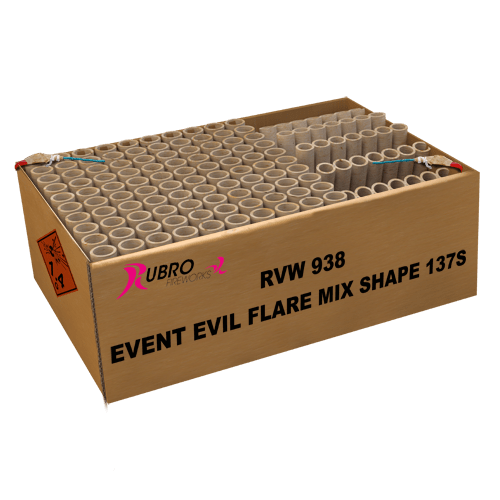 Event Evil Flare Mix Shape 137's