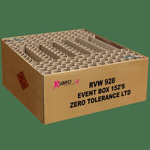 Event Zero Tolerance LTD 152's