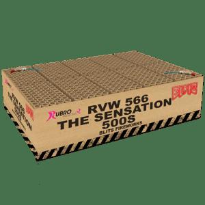 The Sensation 500's