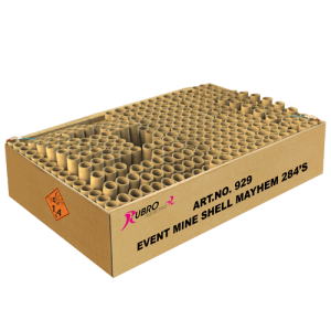 Event Mine Shell Mayhem 284's